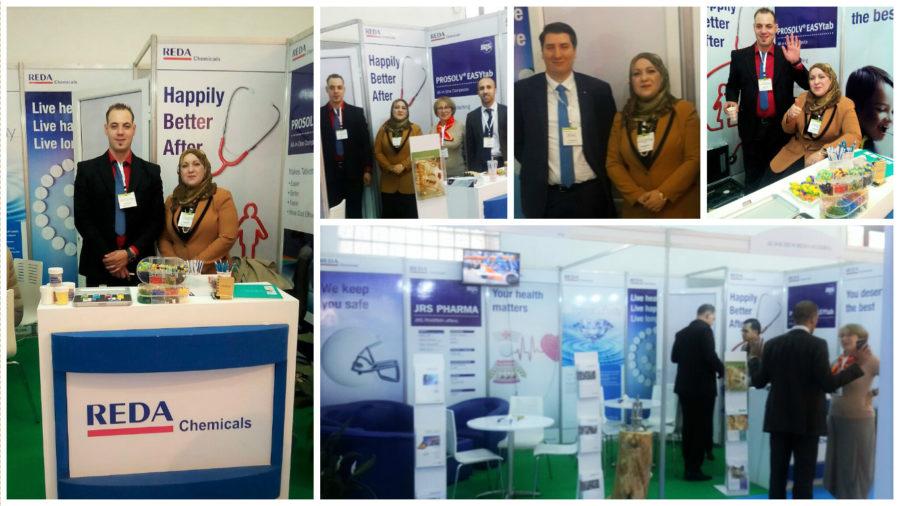 Maghreb Pharma Expo 2016 in Algeria