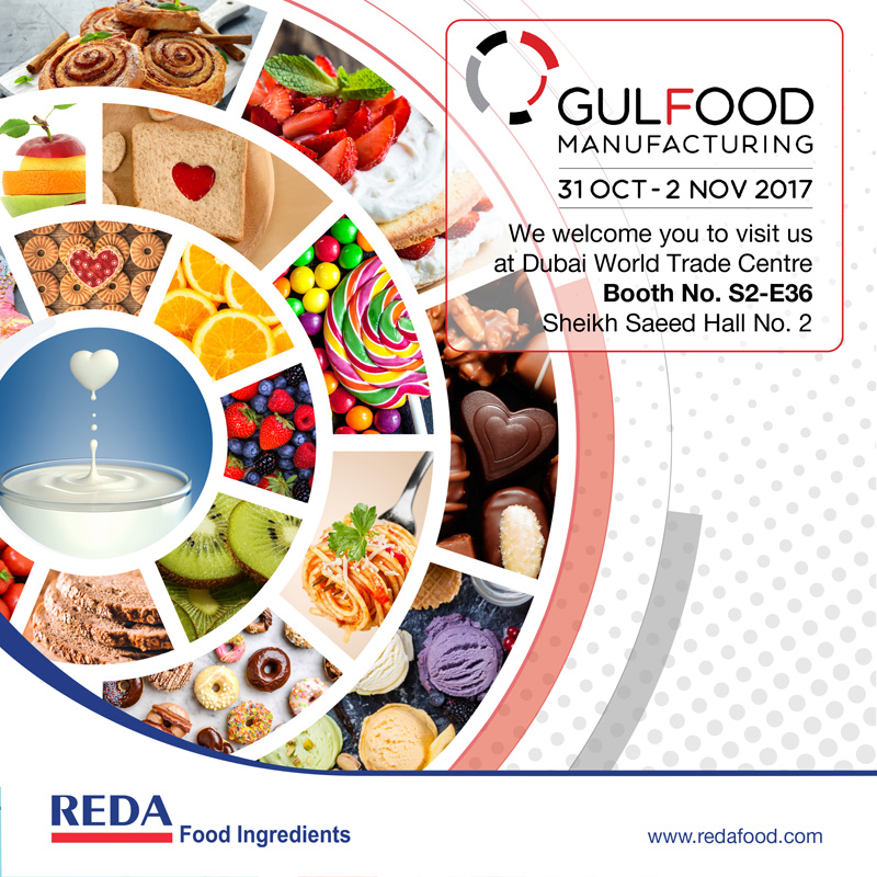 Gulfood Manufacturing Exhibition 2017