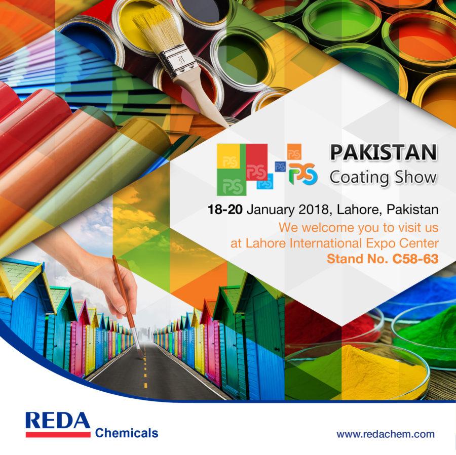 Pakistan Coating Show 2018