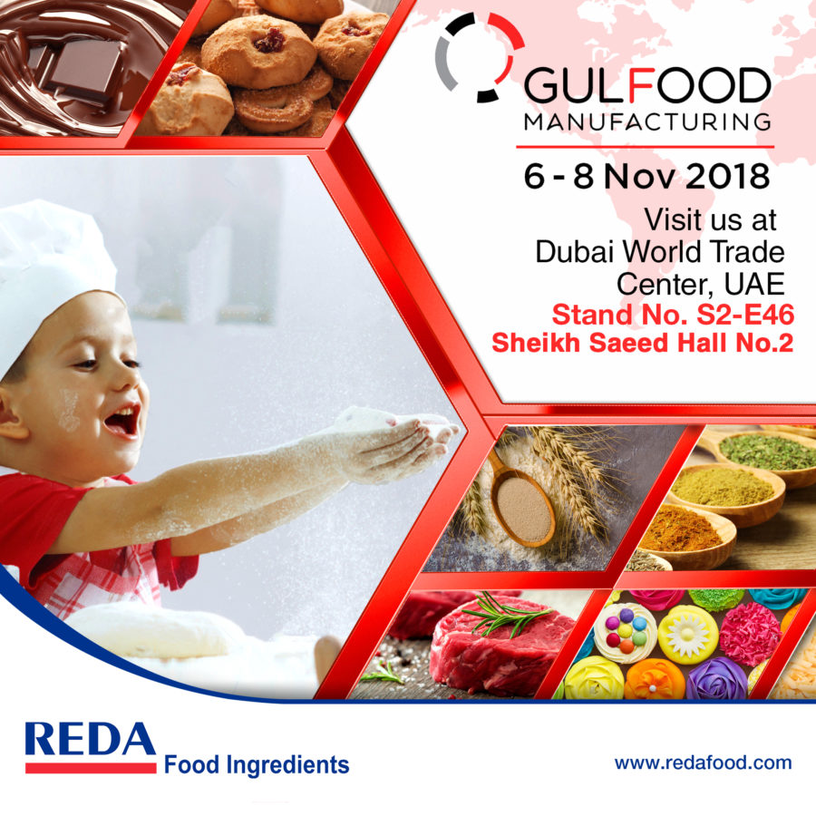 Gulfood Manufacturing 2018 Invitation