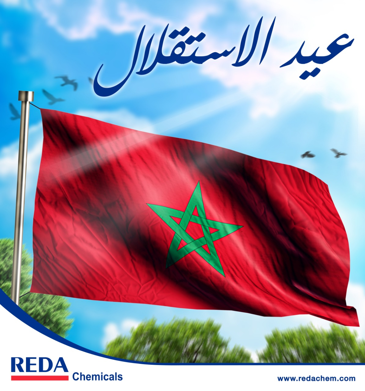 Happy Independece Day Morocco!